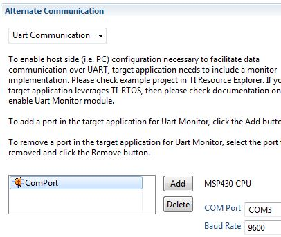 MSP430 Launchpad - GUI Composer Example | mcuhq