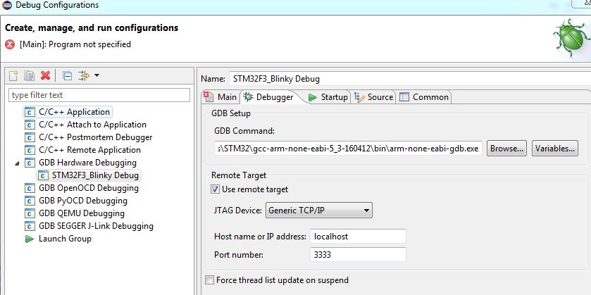 STM32F3 Discovery Board Setup using Eclipse on Windows | mcuhq